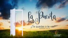 """Sermon May 17, 2020 """"La Puerta"""" Pastor Neftali Zazueta"""