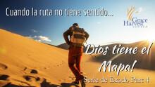 "Sermon May 2, 2021 ""Dios Tiene el Mapa"" Part 2 Pastor Neftali Zazueta"