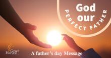 "Sermon June 20, 2021 ""God Our Perfect Father"" Pastor Danny Martinez"