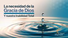 """Sermon September 5th, 2021 """"La Necesidad de la Gracia de Dios"""" Pastor Neftali Zazueta"""